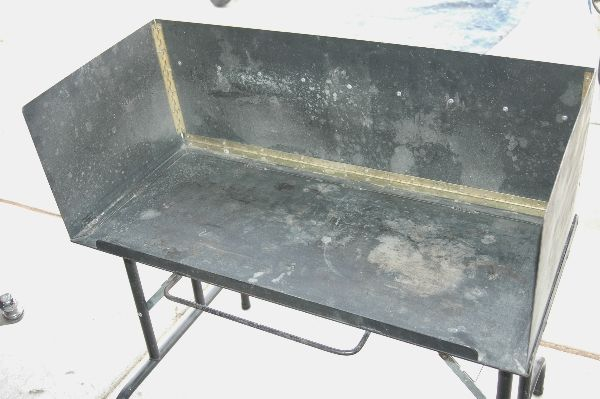 Diy Dutch Oven Table Campin Pinterest Ovens Camps