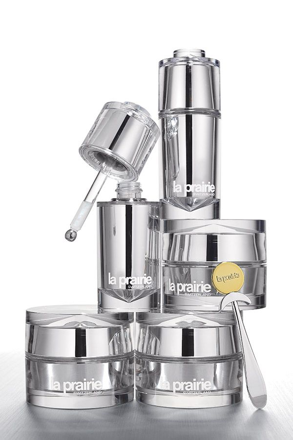 Turn to La Prairie's Cellular Eye products for refreshment and hydration.