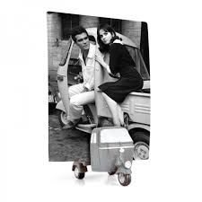 Italian Ape Van Photo Frame or Note Holder | Paper Products Online