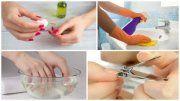 Para tener unas uñas saludables y fuertes no siempre es necesario gastar en costosas manicuras. Descubre 9 tips caseros para darles un mejor aspecto.