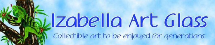 IZABELLA Art Glass signed artist fused glass jewelry and home decor – IZABELLAArtGlass.com