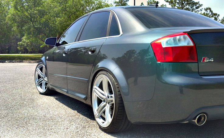 b6 audi s4 with 19 peelers cars pinterest audi s4 and audi. Black Bedroom Furniture Sets. Home Design Ideas