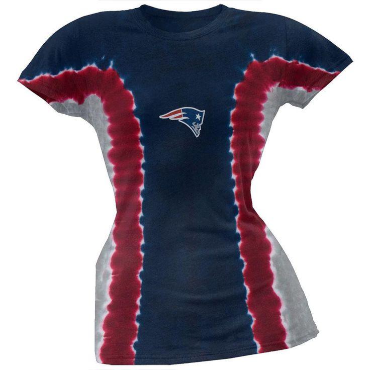 New England Patriots - Team Colors Juniors T-Shirt