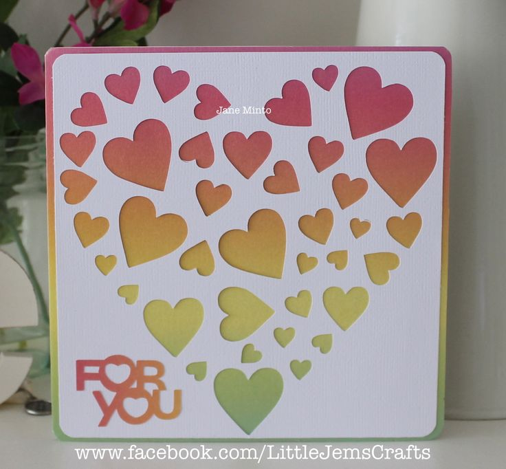 I made a heart frame cut file on the Canvas site,  the words are on the SnC machine, the backing is rainbow paper from www.peterkin.com.au
