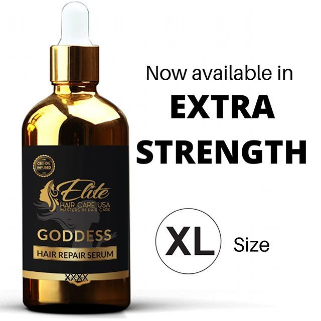 Have A Hair Problem Thats Needs Some Serious Help Try Our Extra Strength Goddess Hair Repair Serum Our Extra La Hair Repair Goddess Hairstyles Hair Problems