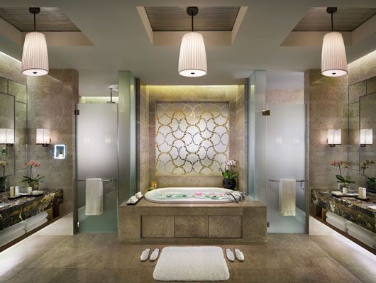 Best Luxury Bathrooms Powder Rooms Images On Pinterest Bathroom Luxury Bathrooms And Bathrooms
