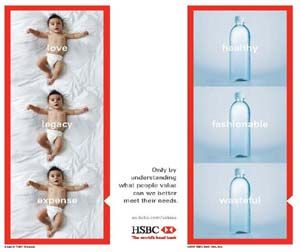 Image result for hsbc photo advertisement