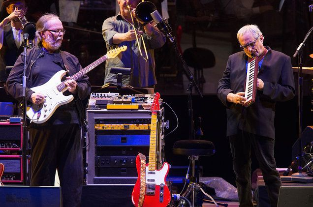 Six artists will play the inaugural Classic East and Classic West festivals in New York and Los Angeles, Billboard has learned. Eagles will open the first night of the series with Steely Dan and The Doobie Brothers. The second night will feature performances by Fleetwood Mac, Journey and Earth, Wind & Fire. Classic West will kick off July 15-16 at Dodger Stadium in Los Angeles, with Classic East scheduled two weeks later, July 29-30, at Citi Field in New York.