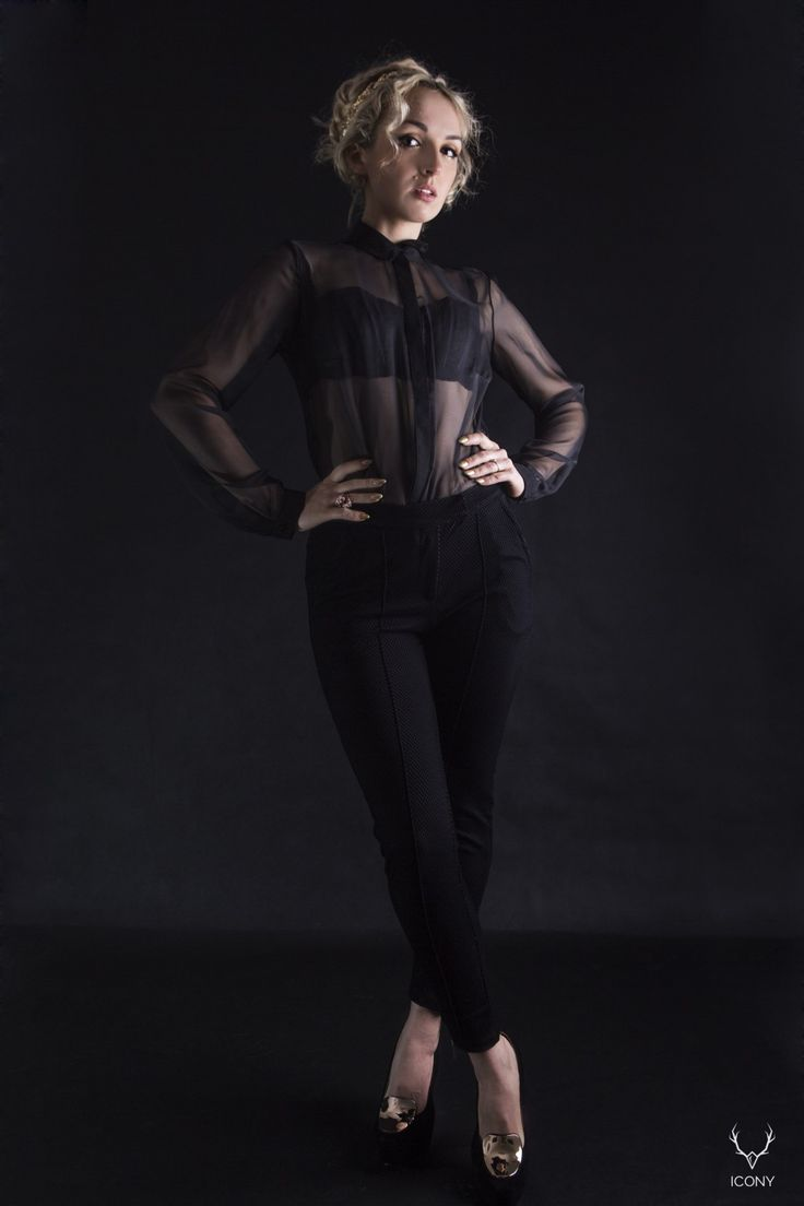 classic black outfit / Mohito collection 2014