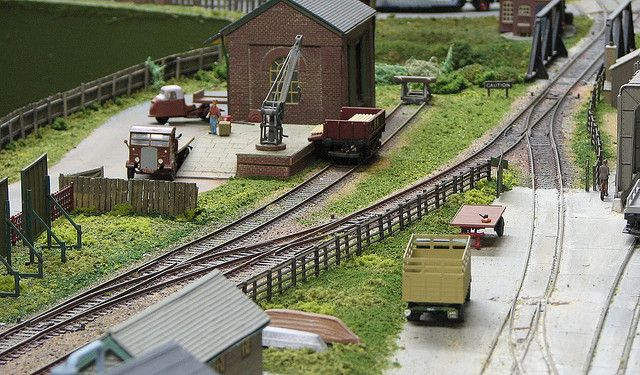 Goods Yard By Smudgeloco Via Flickr Model Railway