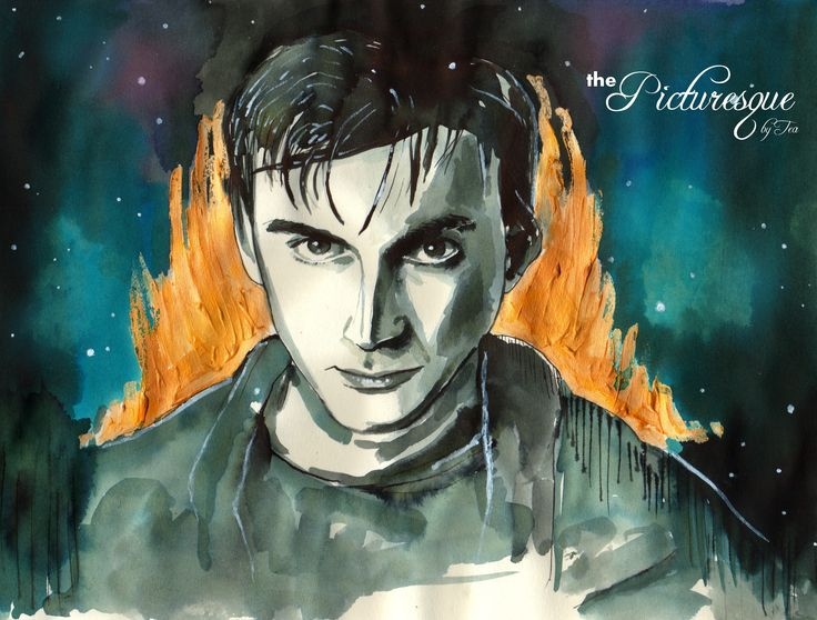 David Tennant (Doctor Who Serie) 2013 by The Picturesque