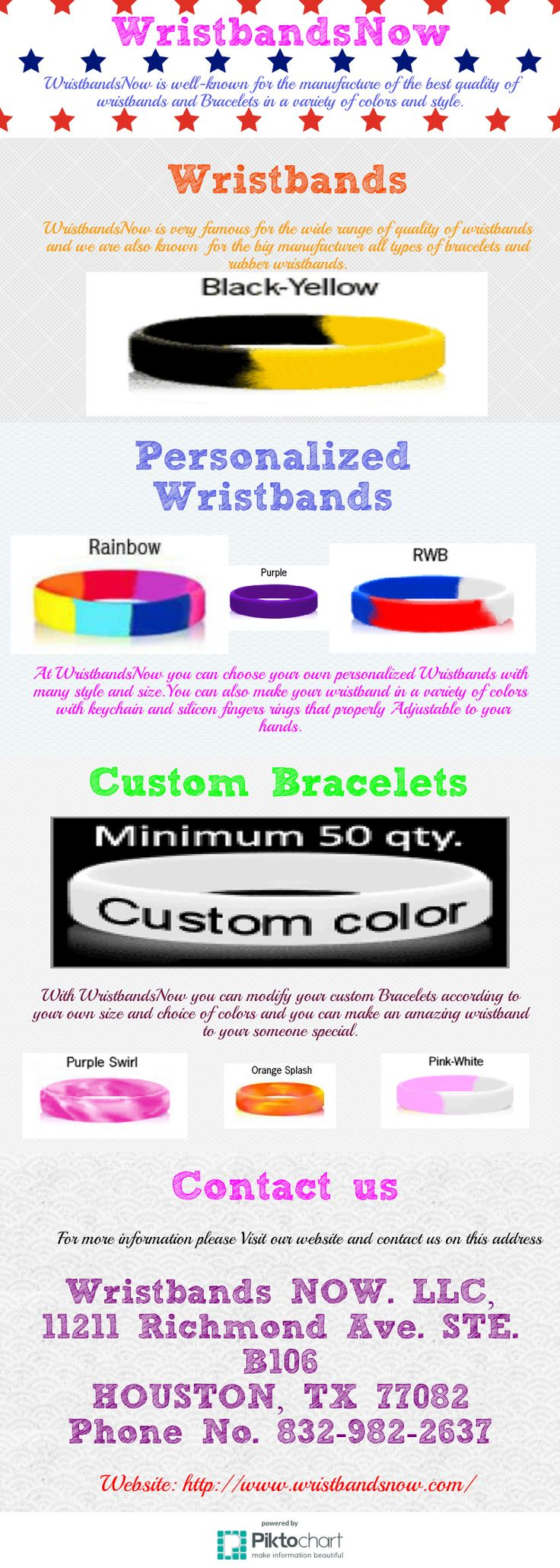 Find This Pin And More On Personalized Wristbands