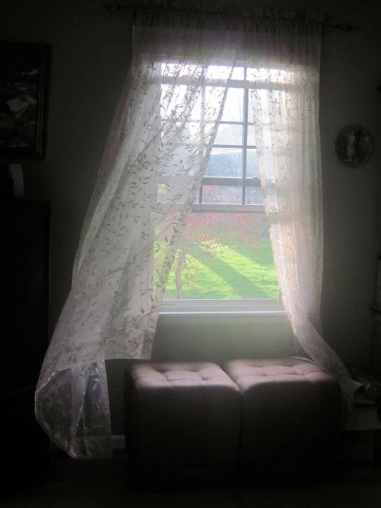 1000 Ideas About Window Seat Curtains On Pinterest