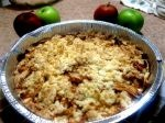 Passover Apple Crumble  posted by Rivkyw via Yael