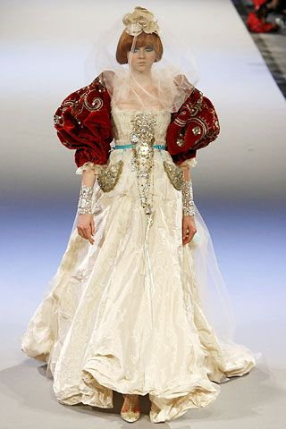 Christian Lacroix Fall 2006 Couture - Collection - Gallery - Style.com