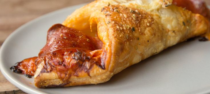 How to Make Croissant Pizzas With Store-Bought Puff Pastries