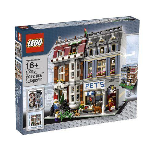 Il me faut tous les lego creator de la collection pour avoir toute la ville !!!!