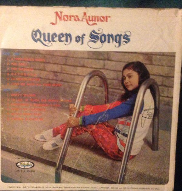 Nora Aunor - Queen Of Songs 1972