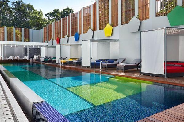 Luna 2 Studio, Bali