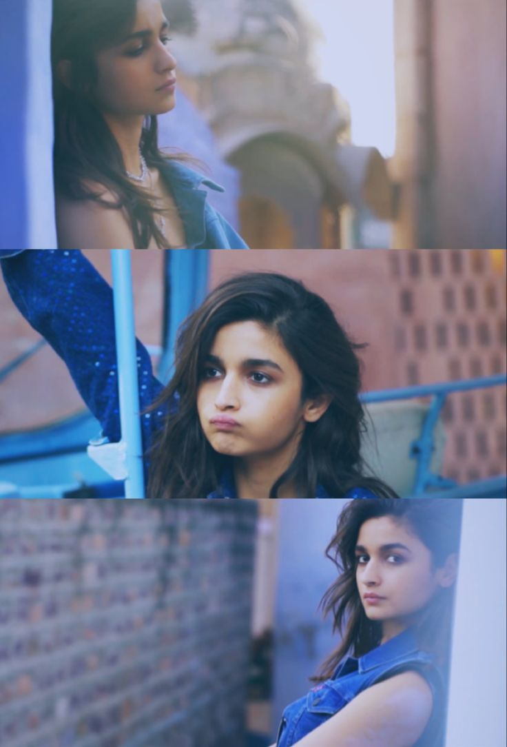 Alia Bhatt behind the scenes at the Vogue India 2017 cover shoot