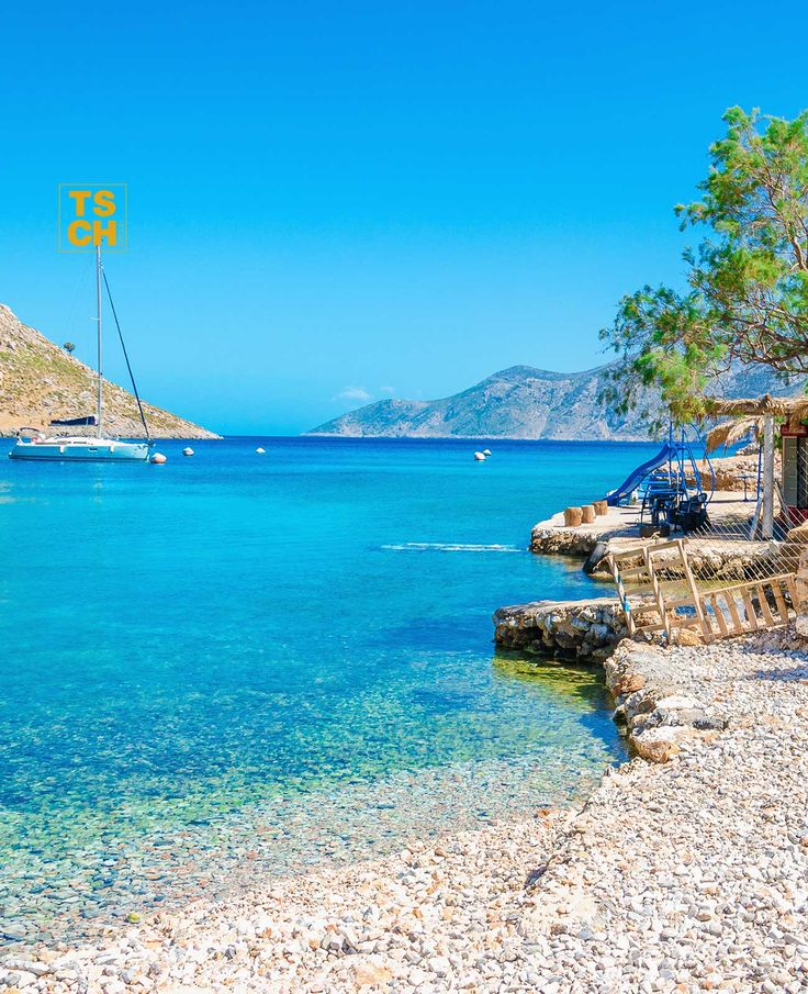Sail to INCREDIBLE bays in Greece aboard a MAGNIFICENT charter boat. Discover such WONDERFUL views and relax on your boat in the midst of PEACEFUL surroundings. #sail #sailing #holiday #charter #boat #greece #visitgreece
