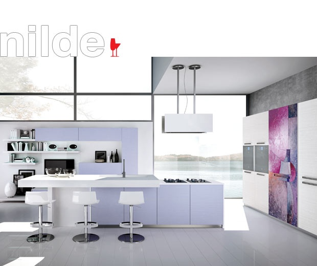 Stunning cucina nilde lube images for Kitchen design 6 x 8