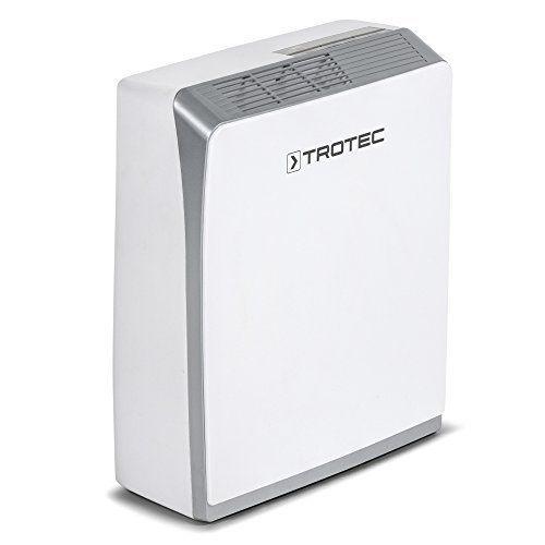 TROTEC TTR 56 E Déshumidificateur (9 l/j) pour pièces froides: Appareil à adsorption déshumidifiant en continu sans phase de dégivrage…