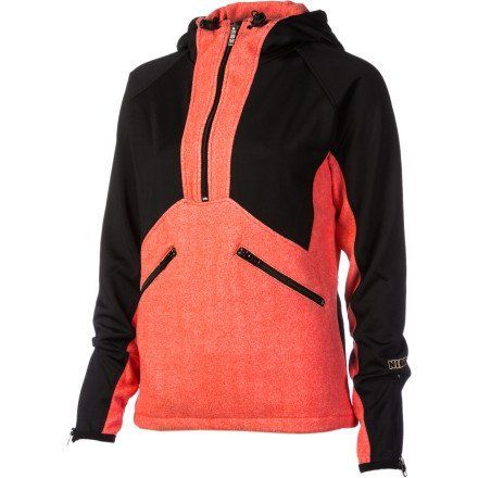 Nikita Pipinski Fleece Hooded Pullover - Women's Nikita. $79.16