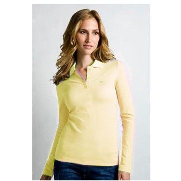 Classic Women Long Sleeve, Yellow