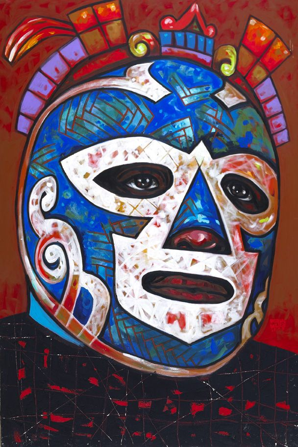 17 Best images about MY MASKS/LUCHA LIBRE on Pinterest ...