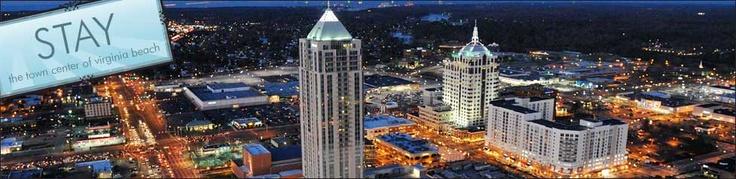 Virginia Beach, VA Town Center... Small but great!