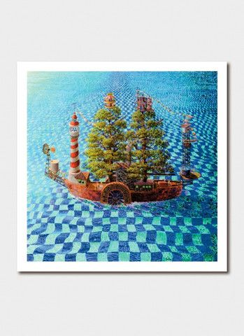 Leon Pericles - Lighthouse Ship