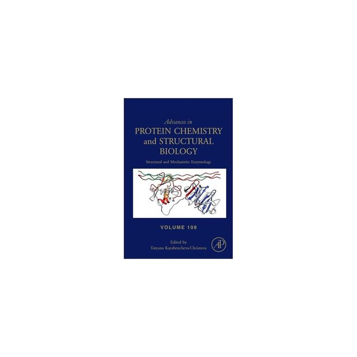 Structural and Mechanistic Enzymology (Hardcover)