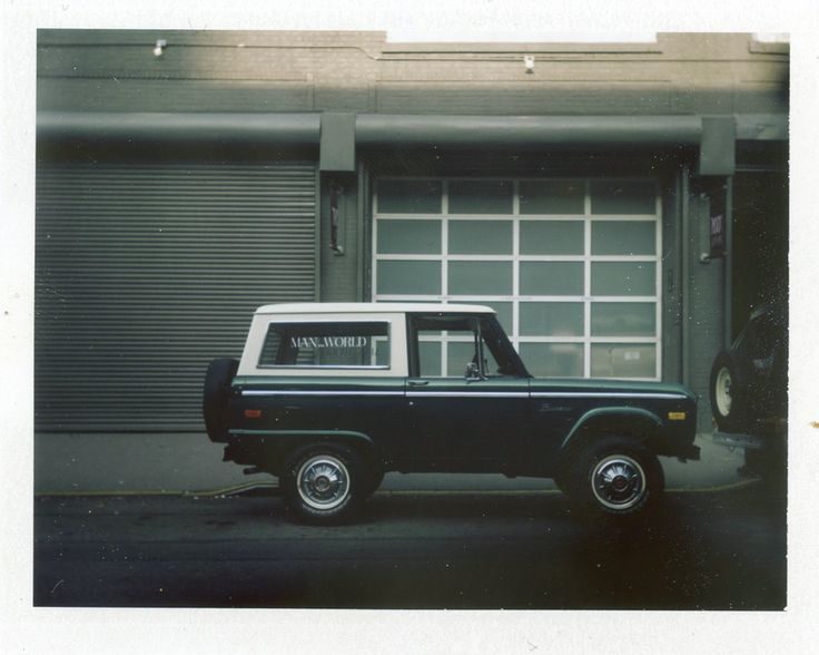 Ford Bronco - Next car as soon as I can afford it