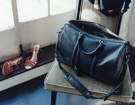 LV x SC bag