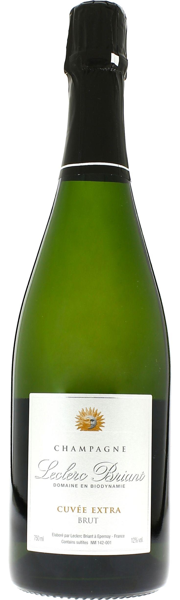 LECLERC BRIANT CUVEE BRUT BIO - achat/vente de Champagne