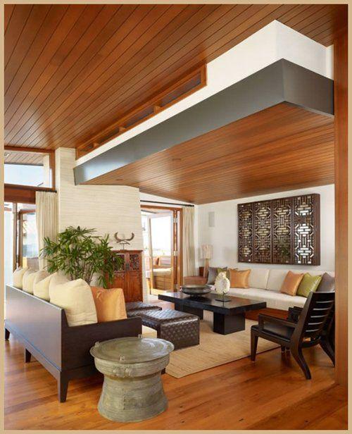 104 best Interiores de casas de madera images on Pinterest | Log ...