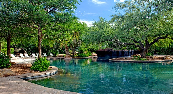 A 4 Acre Waterpark With A Lazy River A Man Made Beach And