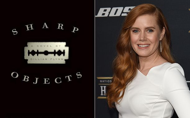 The TV adaptation of Gillian Flynn'sSharp Objects, based on her 2006 debut novel, has landed at HBO with a straight-to-series order, EW has confirmed.  The eight-episode series stars Amy Adams asCamille Preaker, a young newspaper journalist based in Chicago trying to make a better life for herself following years of self-harm that landed her in a psychiatric hospital. Her burgeoning new life is upended when she must return to her hometown of Wind Gap, Missouri, to cover the mur...