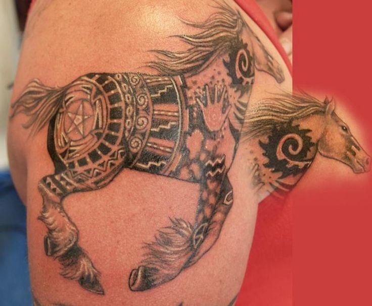 Two Rivers Tattoo