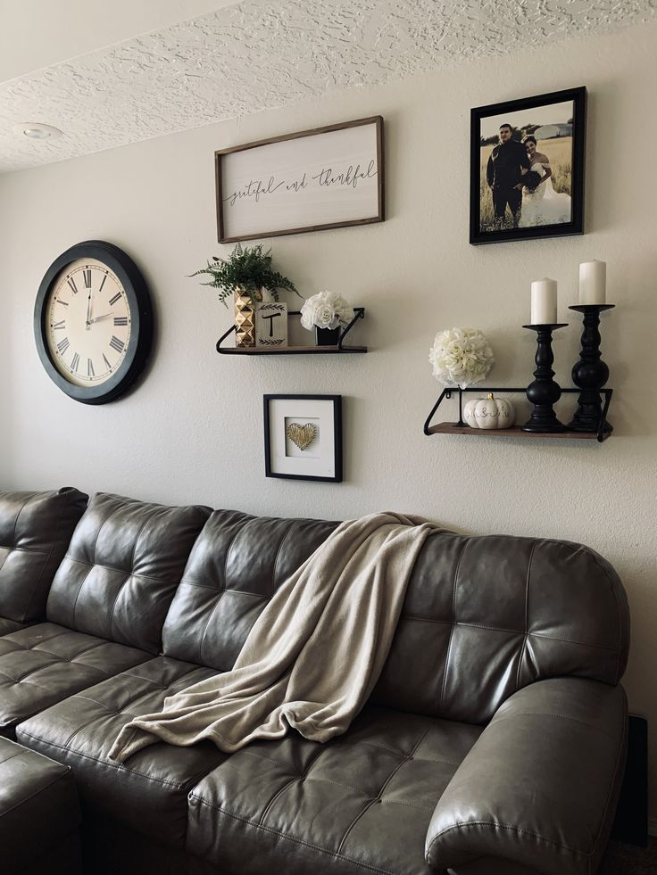 Living Room Mirror Ideas Couch