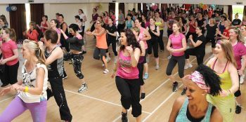 Massive thanks to Jacki and Tiffany for holding a fantastic and festive two hours of Zumba fitness, followed by a get-together with a brilliant raffle, some mince pies and a festive tune or two… which raised £480 for Child of Hope! Well done everyone who turned up and joined in the fun.