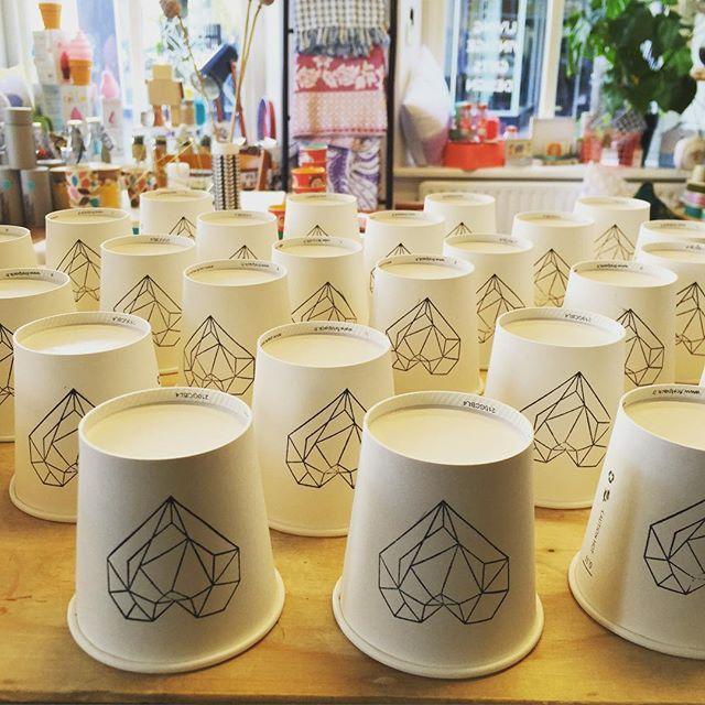 Iemand zin in koffie? De leukste cadeauwinkel vind je in Middelburg! Je kan er nog een koffie-to-go halen ook.