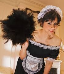 Image result for french maid headpiece