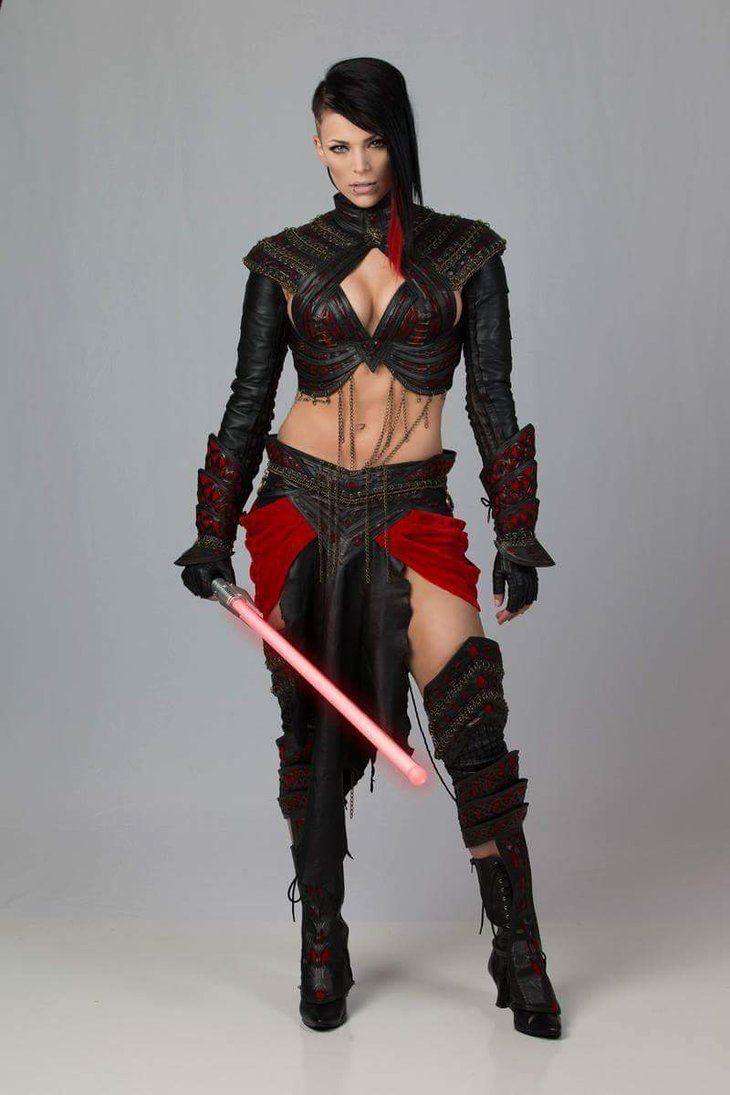 Dark Side by MissSinisterCosplay