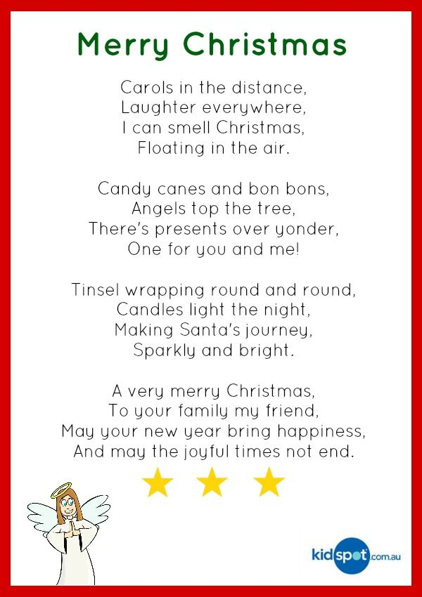 Best 25+ Poems about christmas ideas on Pinterest | Christmas ...
