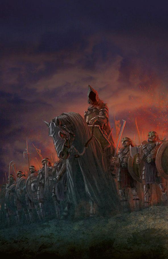 The dark knight - by Claudio Prati