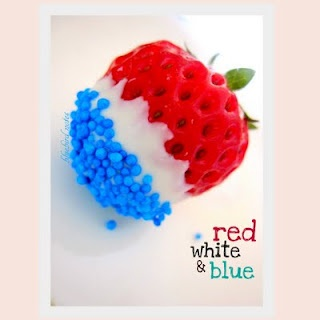 ... It UP | Pinterest | Blue Strawberry, Fourth of July and Strawberries