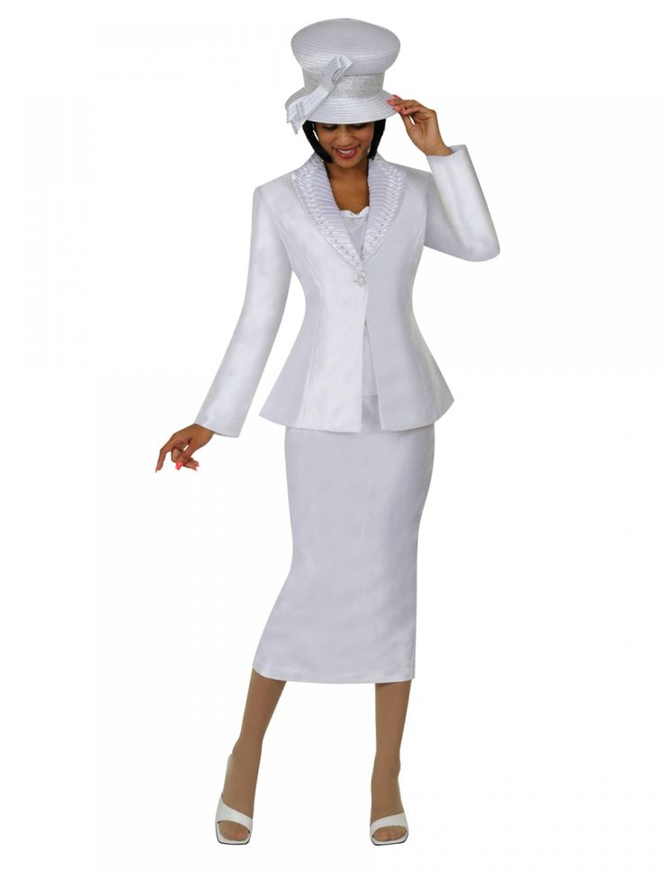 Women S White Skirt Suits 102