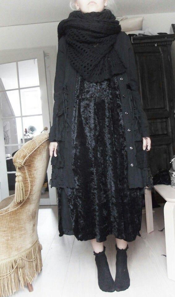 Shortcuttothestars on tumblr #Mori #goth #witch